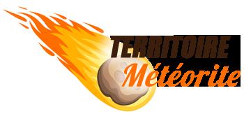 Territoire de la meteorite